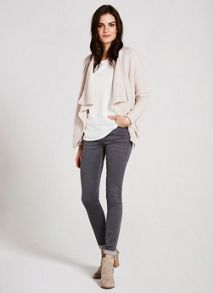 Blush Chunky Stitch Cardigan