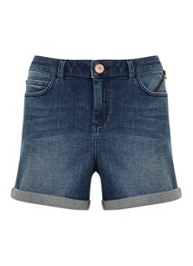 Mint Velvet Indigo Authentic Denim Short