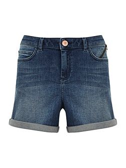 Indigo Authentic Denim Short