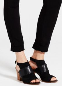 Mint Velvet Black Quinn shoe Boot