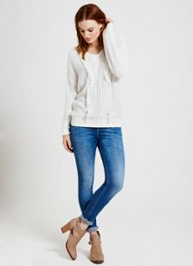 Mint Velvet Raleigh Light Wash Skinny Jean