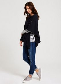 Mint Velvet Cary Light Indigo Boyfriend Jean