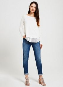 Mint Velvet Everett Light Indigo Skinny Jeans