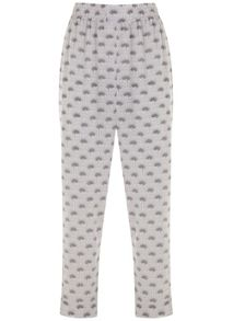 Mint Velvet Luisa Print Tapered Trouser