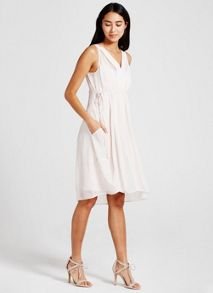 Mint Velvet Shell Utility Dress