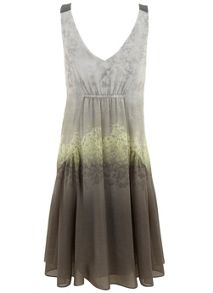 Mint Velvet Mallory Trapeze Dress