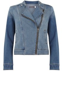 Mint Velvet Indigo Denim Jacket