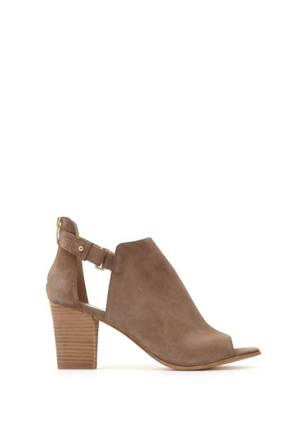 Mint Velvet Mole Ceca Cut Out Shoe Boot