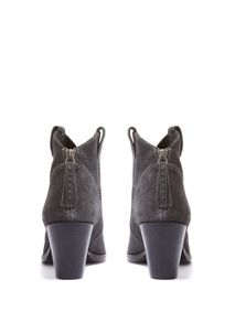 Mint Velvet Granite Hazel Studded Ankle Boot