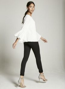 Mint Velvet Lexington Black Jegging