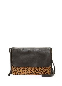 Mint Velvet Leopard Print Pippa Cross Body