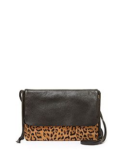 Leopard Print Pippa Cross Body