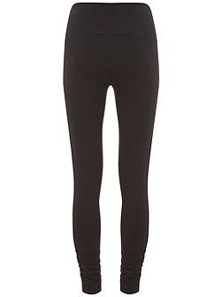 Black Ankle Zip Legging