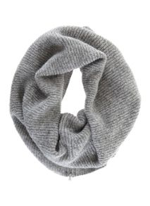 Mint Velvet Granite Rib Knit Snood
