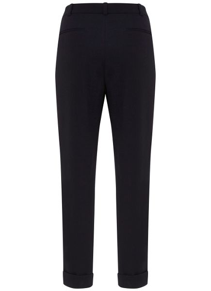 Mint Velvet Navy Tailored Trouser