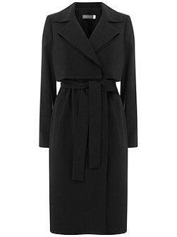 Black Double Layer Trench