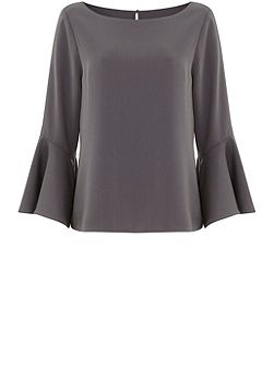 Steel Fluted Sleeve Top
