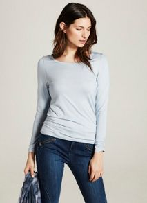 Mint Velvet Cloud Long Sleeve Modal Tee