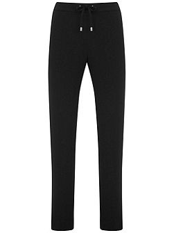 Black Side Stripe Sports Pant
