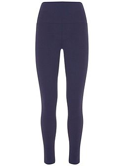 Navy Straight Legging