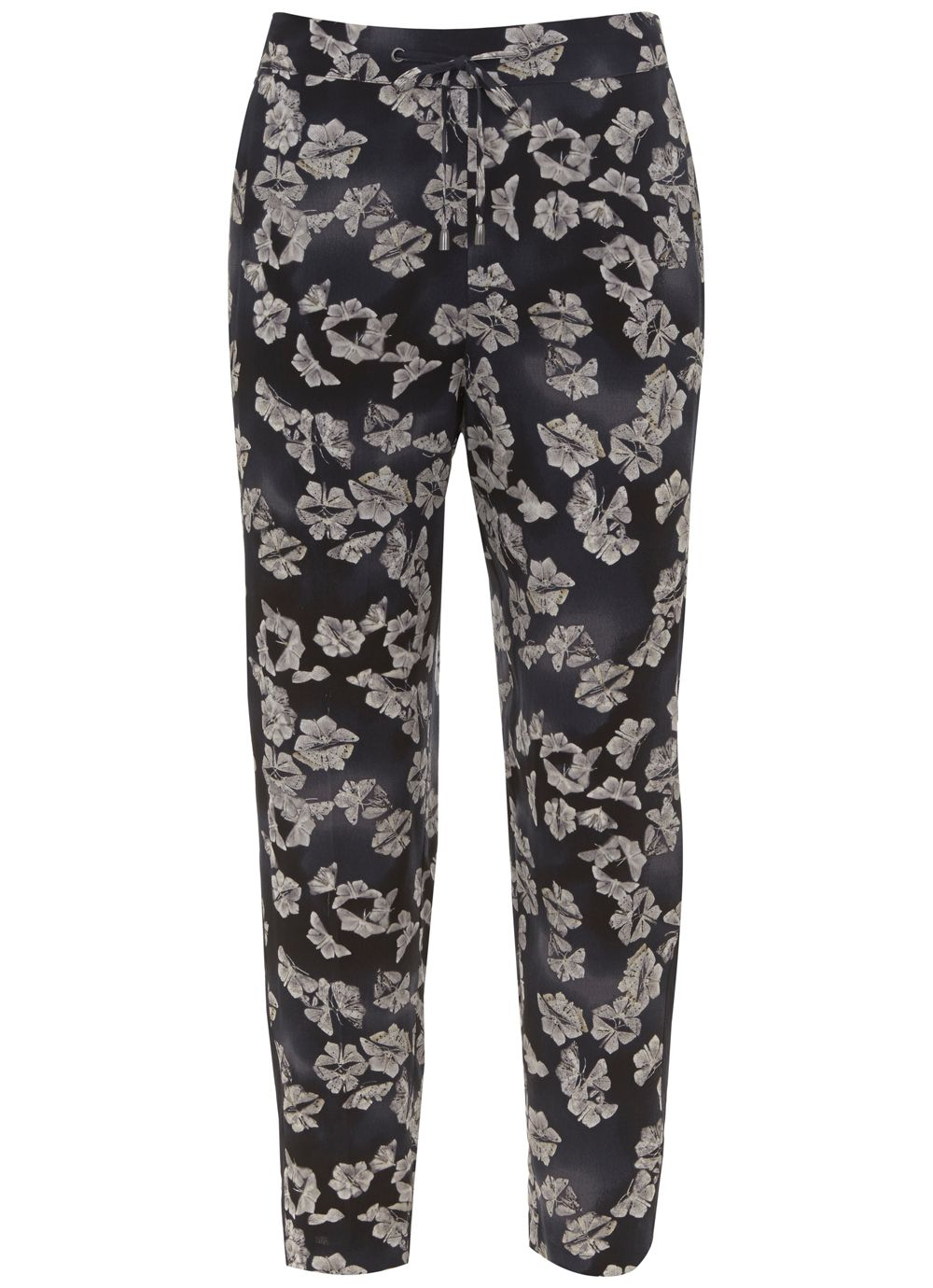 Mint Velvet Cecilia Print Sports Pant, Multi-Coloured