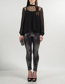 Aftershock Vania sequin leggings