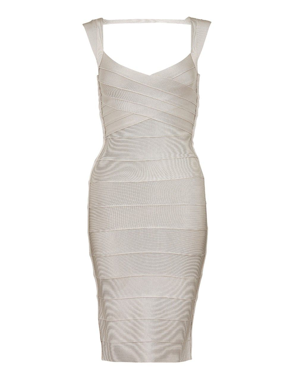 Thane  bodycon dress