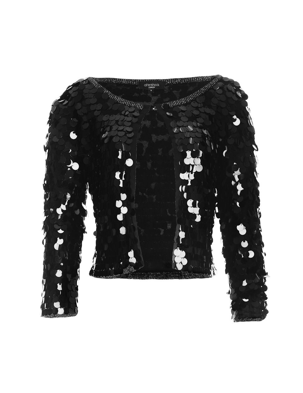 Janella sequin jacket
