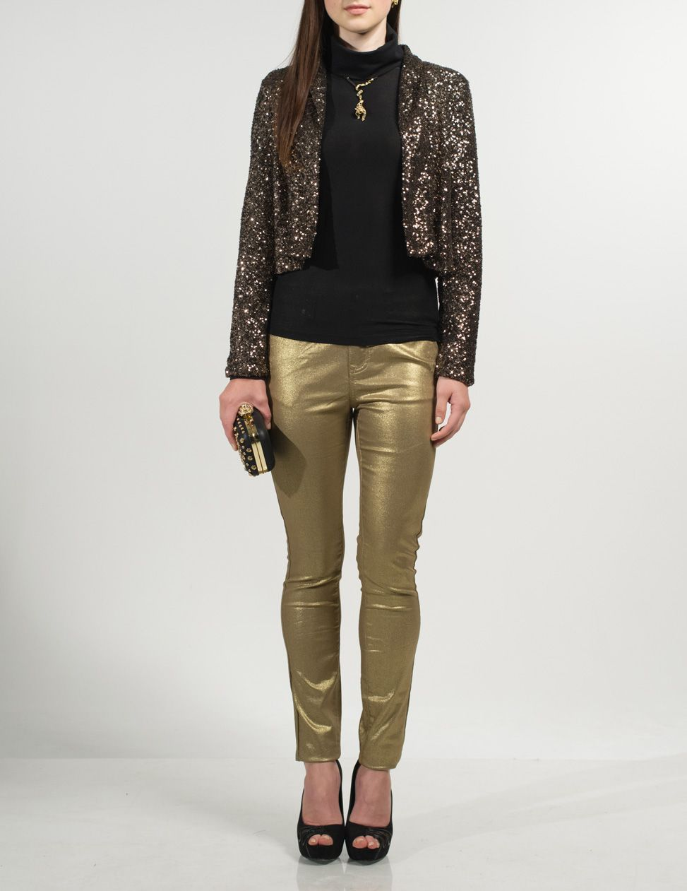 Batice sequin jacket