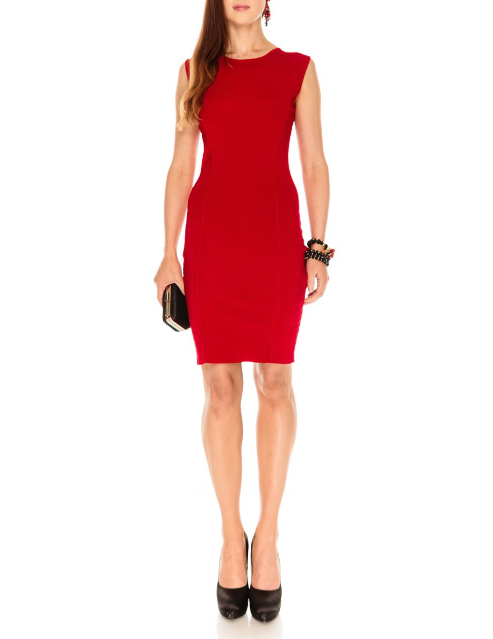 Amsi Bodycon Dress