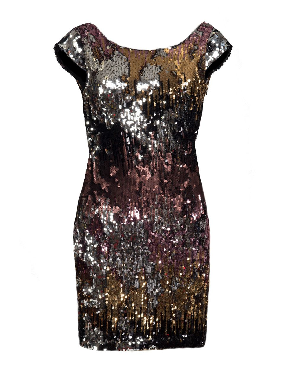 Dadica multi embellished dress
