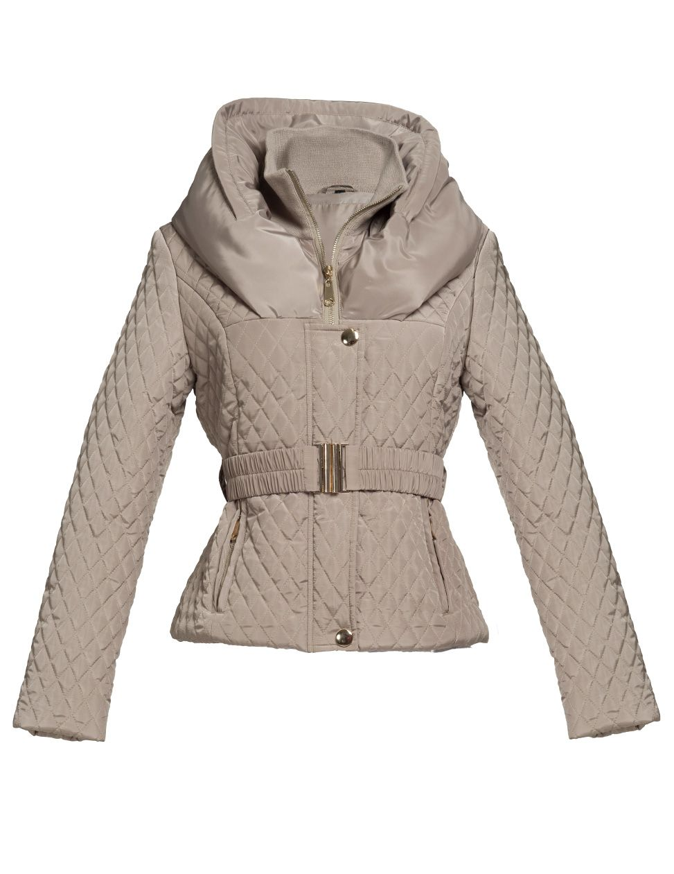 Hart beige hooded jacket