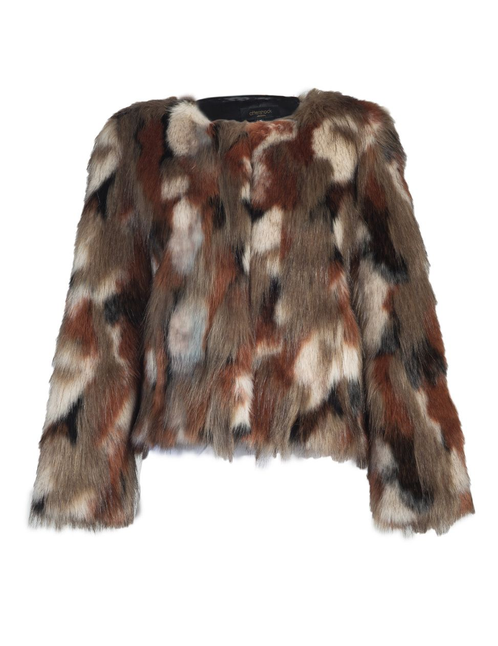 Robyn faux fur jacket