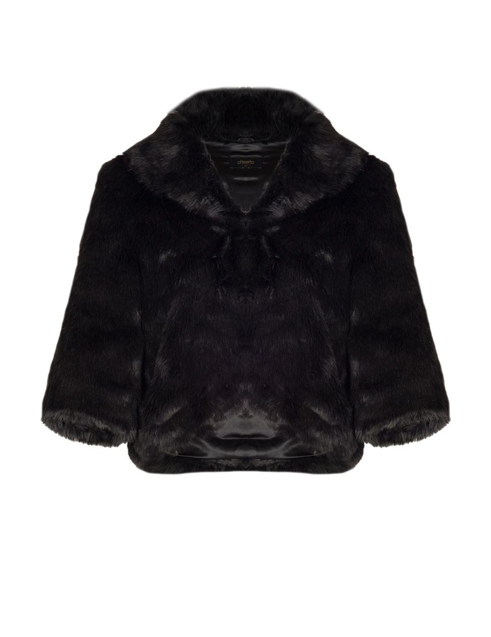 Elise soft faux fur jacket