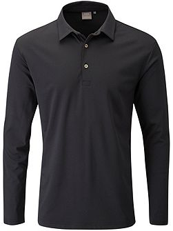 Lester Long Sleeve Polo