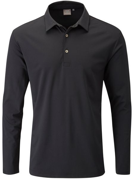 Ping Lester Long Sleeve Polo