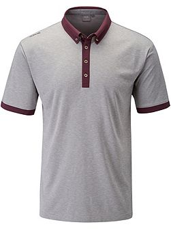 Gilden Heather Polo