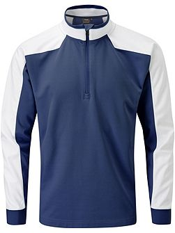 Hudson 1/4 zip jumper