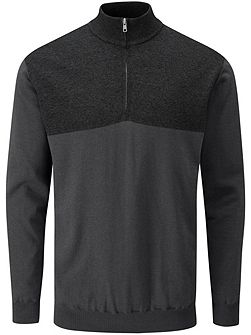 Knight Lined Sweater