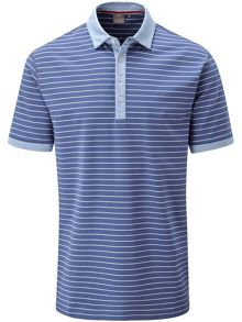 Ping Harris Stripe Polo
