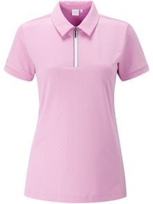 Ping Noa Short Sleeve Polo