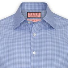 Salzburg Check Slim Fit Shirt