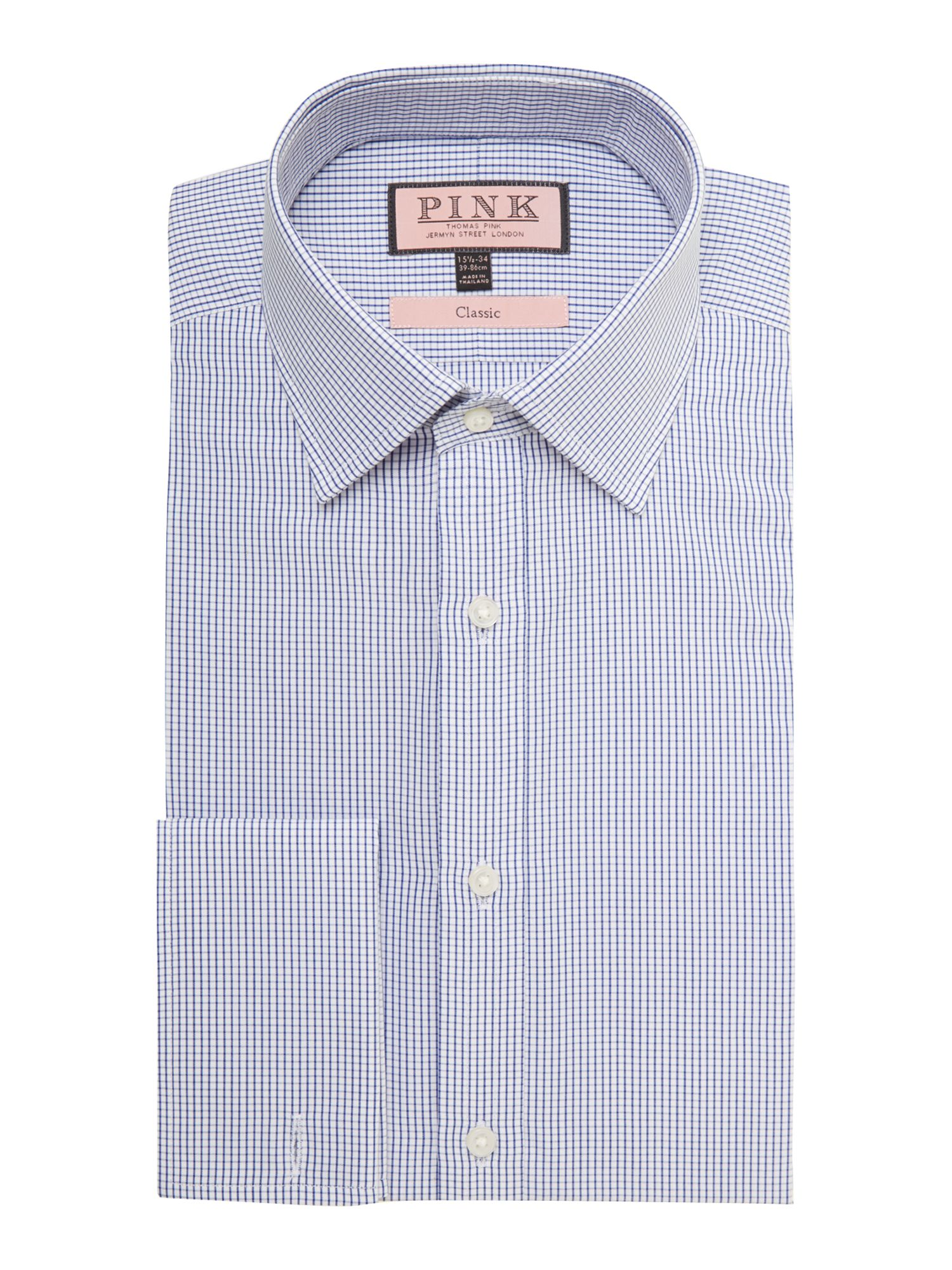 Regular fit vienna check shirt