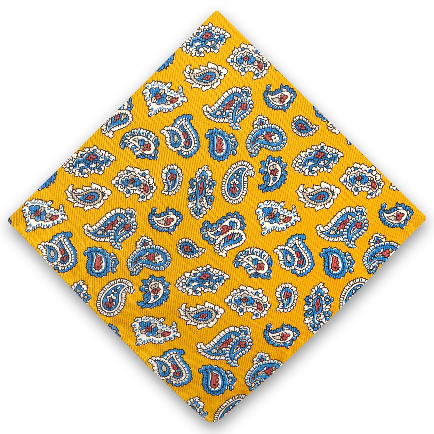 Double face pocket square