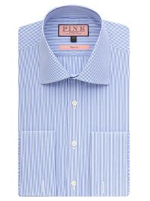 Thomas Pink Douall stripe shirt