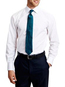 Thomas Pink Quintessential Plain Slim Fit Shirt