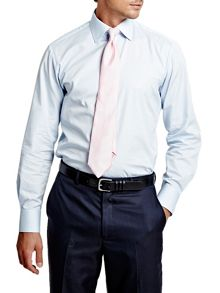 Quintessential Plain Slim Fit Shirt