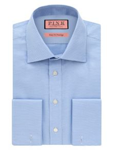 Thomas Pink Joseph Texture Slim Fit Shirt