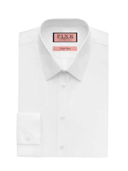 Thomas Pink Freddie plain shirt