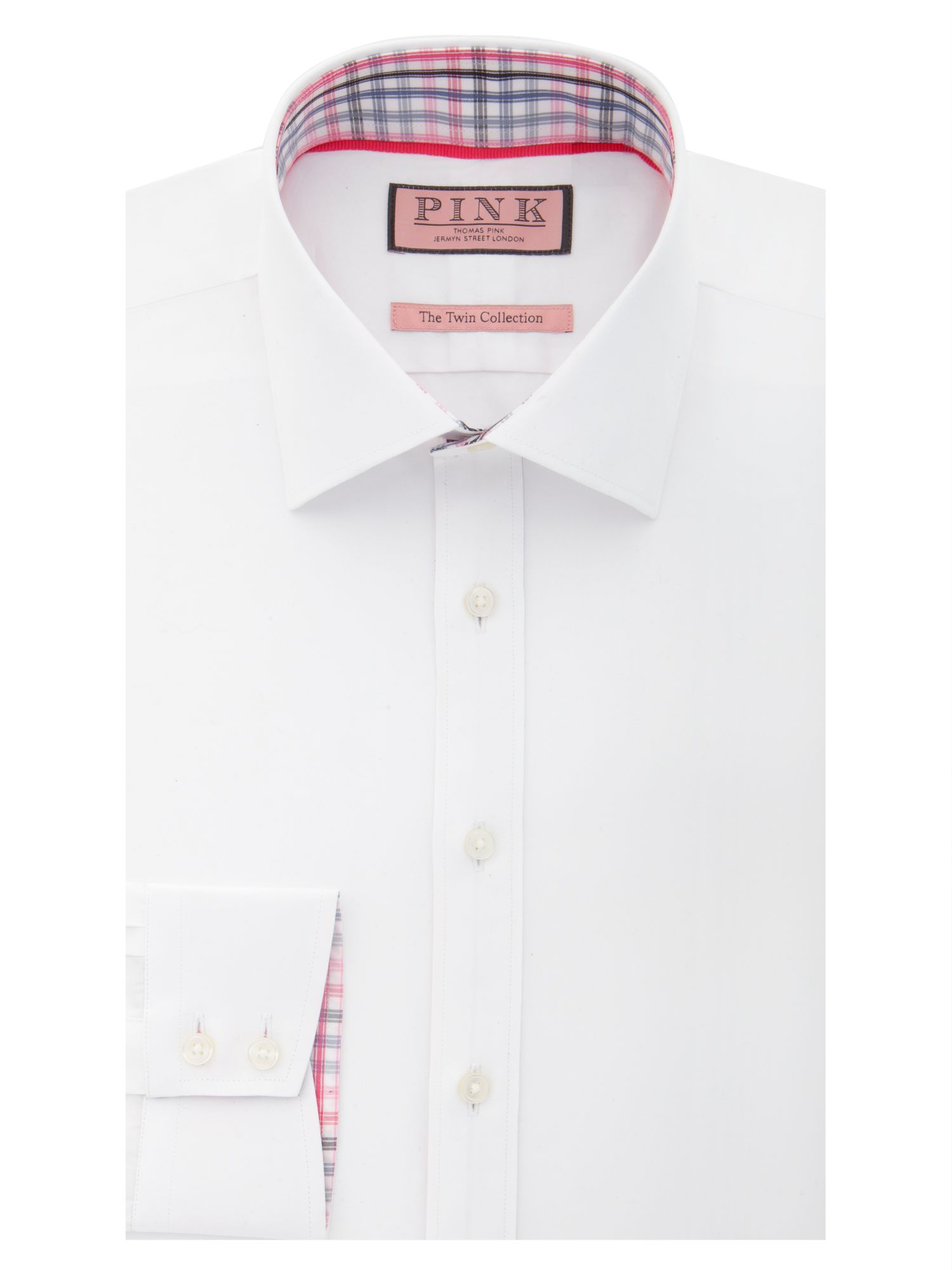 Stirling plain long sleeve shirt
